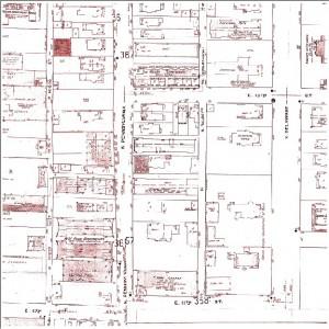 Fire Insurance Map
